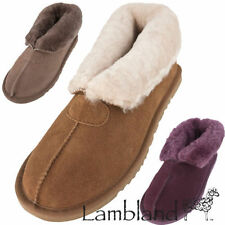 Suede Booties Slippers for Women