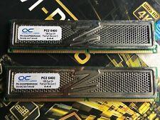 OCZ Platinum Series 2GB 2x 1GB DDR2-800 CL4-4-4 OCZ2P800R22GK