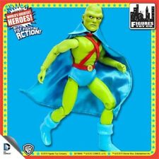 SUPER POWERS; 8 INCH retro   FIGURE; MARTIAN MANHUNTER (NEW LOOSE)