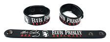 Elvis Presley NEW! Rubber Bracelet Wristband Free Shipping Jailhouse Rock aa210