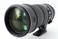 [As-Is] NIKON AF-S VR NIKKOR 70-200mm F/2.8 G ED from Japan 395