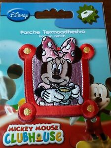 Disney Iron on Patch Minnie Mouse