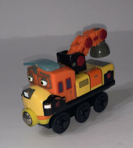 Chuggington Thomas Skylar Magnetic Wooden Railway Train #B