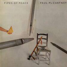 Paul McCartney - Pipes Of Peace(Vinyl),Original 1983 EMI Electra GmbH / Holland