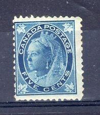 Canada 1897 5c MH