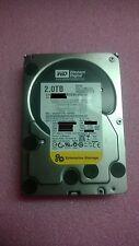 """Western Digital WD2003FYYS 2TB 7200RPM 3.5"""" Internal SATA HD"""