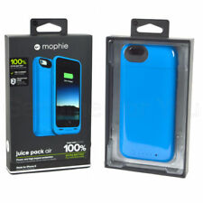 Mophie Juice Pack Air-BLUE-ONLY 1-2 TIMES USED + Mophie USB Dock Station Charger