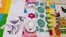 1 New Kitchen Crochet Top Towel #W271 - #W280 -- Flowers