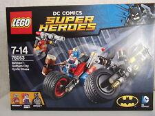 LEGO DC Comics Super Heroes 76053 (Batman: Gotham City Cycle Chase) - NUOVO & OVP