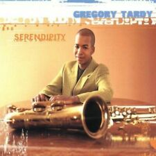 GREGORY TARDY SERENDIPITY CD FREE UK POST