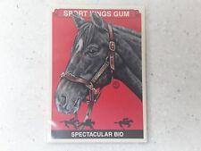 SPECTACULAR BID 2013 SPORTKINGS SPORT KINGS #296 HORSE RACING