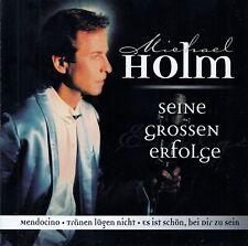MICHAEL HOLM : DIE GROSSEN ERFOLGE / 2 CD-SET - NEU
