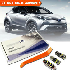 Toyota CH-R LED Interior Kit Premium 6 SMD White Error Free Bulbs