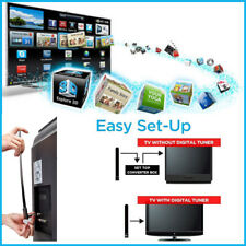 As Seen on TV Clear TV Key HDTV Free Stick Indoor Digital Antenna Ditch Cable