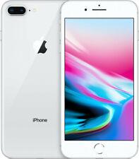 Apple IPHONE 8 Plus 64GB Plata, Nuevo Especial