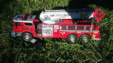 New-Bright-Campbells-Soup-Remote-Control-Fire-Truck-1988. GOOD CONDITION!