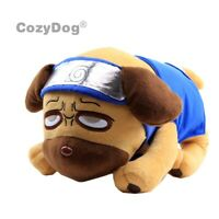 NARUTO Pakkun Dog Plush Toy Soft Stuffed Animal Plushy Figure Doll Kids Gift 12""