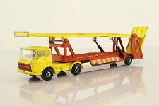 Matchbox K-11/2; DAF Car Transporter; Yellow & Orange; V Good Unboxed