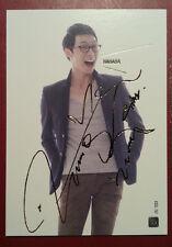 JYJ official star collection card Yoochun 1253 gold TVXQ starcard Yuchun