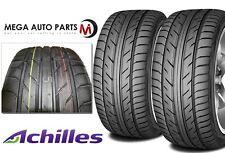 2 X Achilles [ATR Sport 2] 225/35ZR18 87W Ultra High Performance Tires 225/35/18