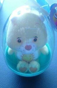 Retro Care Bear -Funshine  Bear 2004  in Easter Egg .