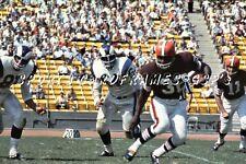 "Cleveland Browns Jim Brown v. L.A. Rams 12""x 18"" PHOTO 1965"