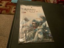 Assassin's Creed The Fall DC Comic Book NO 1 Issue Gamestop Exclusive Sealed