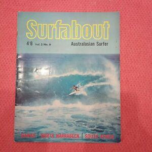 Surfabout; Auastralasian Surfer, Vol 2, No. 6