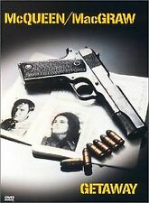 Getaway von Sam Peckinpah   DVD   Zustand gut