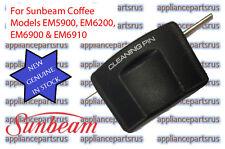 Sunbeam Coffee Machine Cleaning Pin EM59103 for EM5900 EM6200 EM6910 EM7000