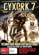 Cyxork 7 (DVD, 2010) - R4