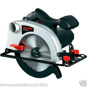 Scie Circulaire Portable 1150W SKIL Bosch 5165AA Innovatif