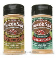CHEDDARPENO BACON SALT - CHEDDAR & JALAPENO COMBO PACK