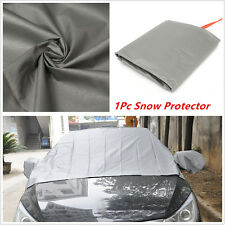 Car Windshield Cover Sun Snow Frost Ice Cotton Window Mirror Protector Magnetic