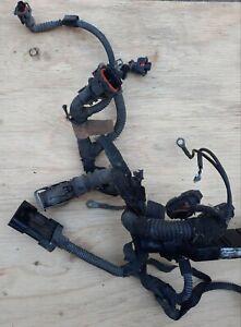 Vauxhall Corsa B 1.2 16V X12XE Engine Wiring Harness Loom Motor Injection F95910