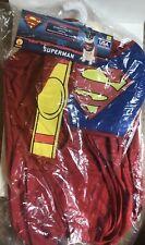 Dog Fancy Dress Superman Costume BNWT