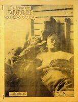 Vtg Original WW2 US AAF Randolph Field Texas ROOKIE Magazine Oct 1 1943 m1334