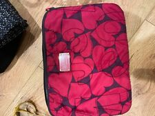 """Marc by Marc Jacobs 13"""" laptop bag sleeve limited edition hearts handbag"""
