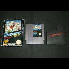 ☼  NES - Super Mario Bros - PAL España  ☼
