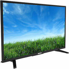 "NEW NO TAX! RCA RLDEDV3289 32"" 1080P FULL HD W/ BUILT IN DVD PLAYER HDTV 3 HDMI"