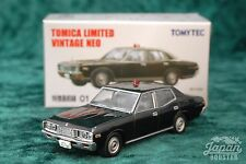 [TOMICA LIMITED VINTAGE NEO TOKUSO VOL.1] NISSAN CEDRIC 2000 DELUXE POLICE CAR