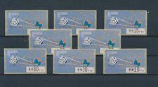LM11699 Spain telecommunication ATM stamps fine lot MNH