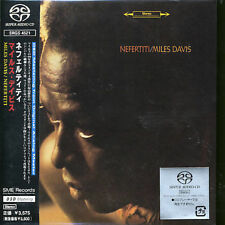Nefertiti [Japan 2002] by Miles Davis (CD, Aug-2002, Sony)