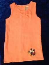 Minnie Mouse Party Polyester Dresses for Girls