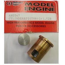 CILINDRO E PISTONE completo (CR),motore PRO 12B AN0547 THUNDER TIGER TS-4N SSK