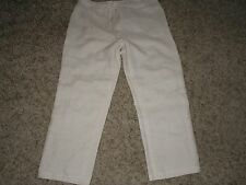 MOONLIGHT COLLECTION SMART 100% LINEN TROUSERS NEW WITH TAGS