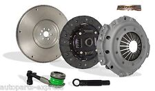CLUTCH KIT FLYWHEEL AND SLAVE SET FOR 00-02 CHEVY CAVALIER PONTIAC SUNFIRE 2.2L