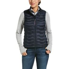 Ariat® Ladies Ideal 3.0 Down Insulated Navy Blue Quilted Vest 10032646