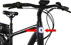 Giant Numen EOS Frontlicht Weiß Riesen COB LED Fahrradbeleuchtung Fahrrad NEU