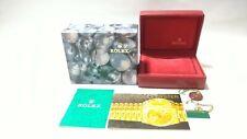 GENUINE Rolex Oyster perpetual 76193 watch box case /08083450003